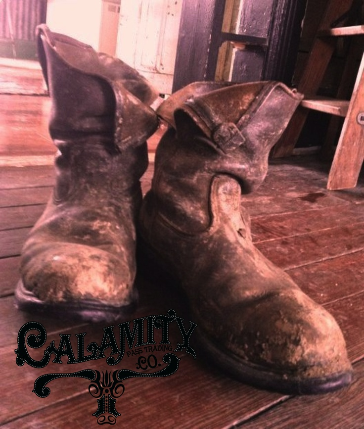 roughneck boots...always a good day when these make it back to your front porch :)