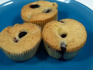 Muffins uten egg