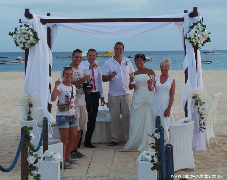 Renewal Of Vows Sal Island Cape Verde