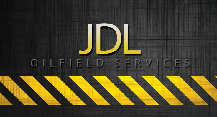 JDL Oilfield Services Business card Design