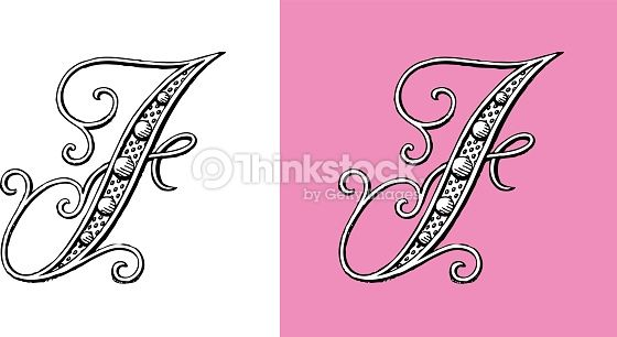 Hand-drawn vector drawing Alphabet -Capital Letters. Black-and-White sketch on a transparent background .