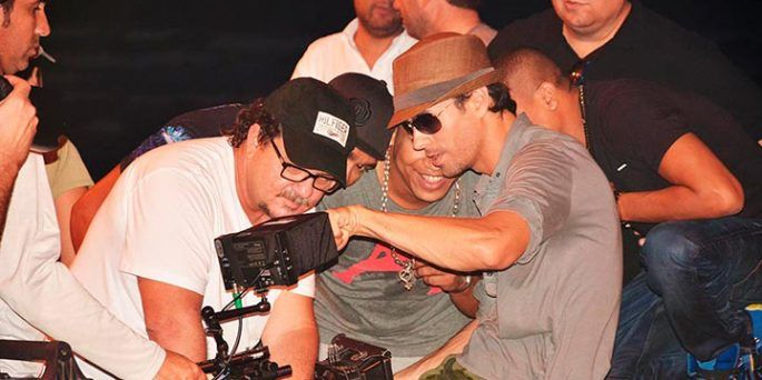 30 October 14  Alejandro Pérez: The Cuban video clip with Marc Anthony and Enrique Iglesias