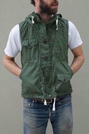 Engineered Garments Trail Vest