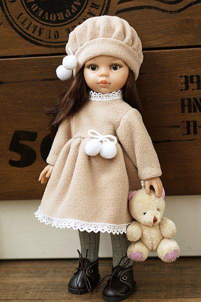 Шьем для кукол Paola Reina | 281 фотография