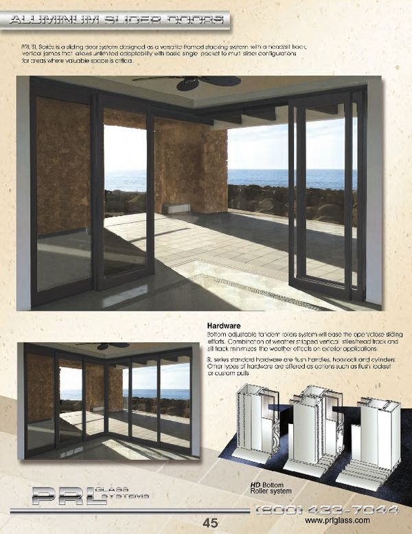 49 best Custom Aluminum Doors images on Pinterest | Sliders, Glass ...