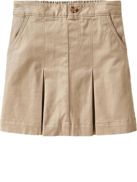 Old Navy | Girls Pleated Uniform Skorts