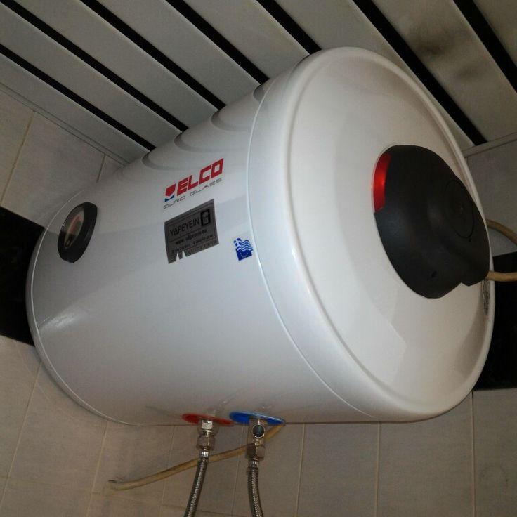 ΥΔΡΕΥΕΙΝ Υδραυλικοι Ηλιούπολη Εγκατάσταση Ηλεκτρικού Θερμοσιφωνα ELCO Duro Glass www.υδρευειν.eu 2117702013