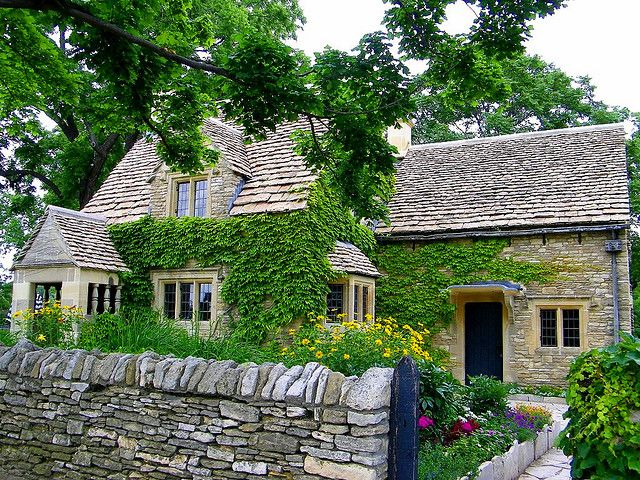 Cotswold Cottage, England