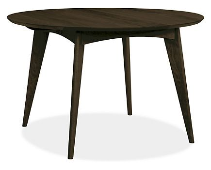 Possible Style For Dining Table 48 Quot Round With 2 18