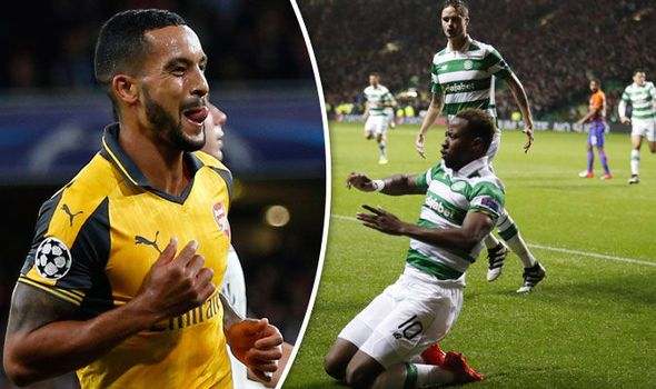 Champions League LIVE: All the build up ahead of Arsenal v Basle and Celtic v Man City   via Arsenal FC - Latest news gossip and videos http://ift.tt/2cW8Iup  Arsenal FC - Latest news gossip and videos IFTTT