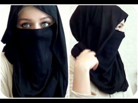Niqab Tutorial http://www.tütsüdünyası.com ( xn--ttsdnyas-65acb45d.com )