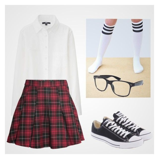 """Nerd look"" by sarahthornhill on Polyvore"