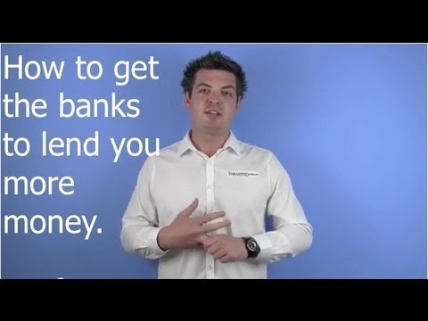 How to get the banks to lend you more money www.binvested.com.au #property #bank #banks