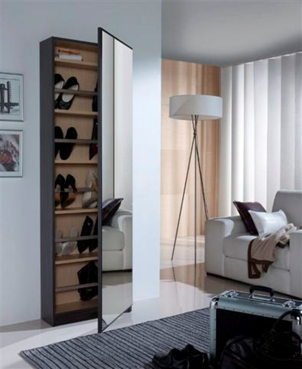 Best 25 zapatero espejo ideas on pinterest gabinete de - Recibidor zapatero moderno ...