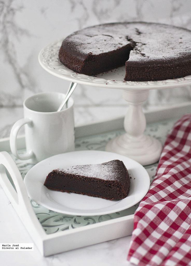 Te explicamos paso a paso, de manera sencilla, la elaboración del postre Chocolate Cola Cake. Ingredientes, tiempo de elaboración