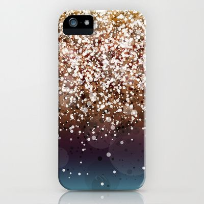 Glitteresques XIV iPhone & iPod Case by Rain Carnival - $35.00