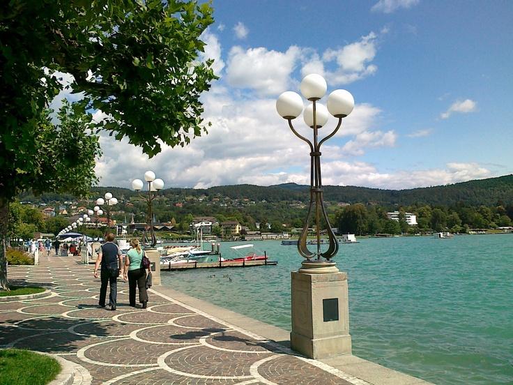 Klagenfurt, Austria. Visited Drew here while he was attending Klagenfurt University, 2014.