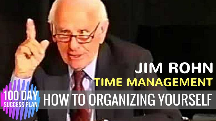 Time Management - ORGANIZING YOURSELF (self development)