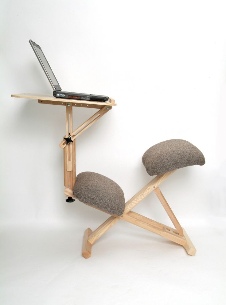 Wood Knee Chair ~ Best sitzmöbel images on pinterest chairs furniture