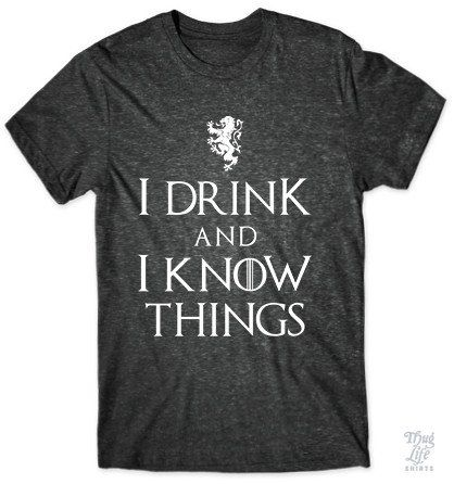Best 25  Game of thrones shirts ideas only on Pinterest | Game of ...