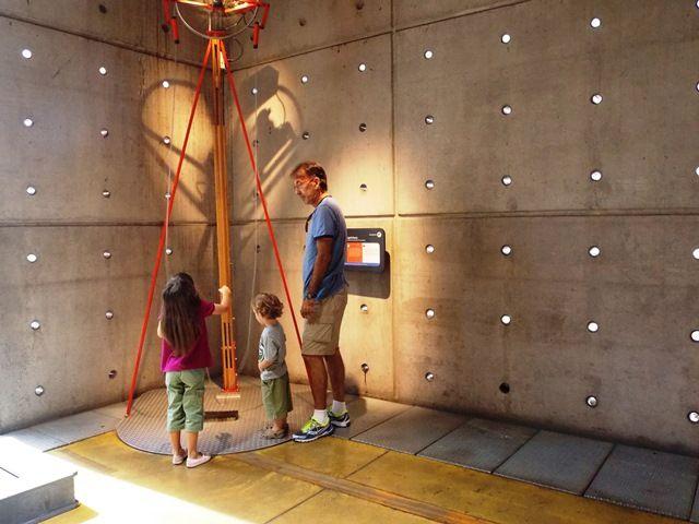 Toque em tudo no Museo Interactivo Mirador em http://www.diariodeviagem.com