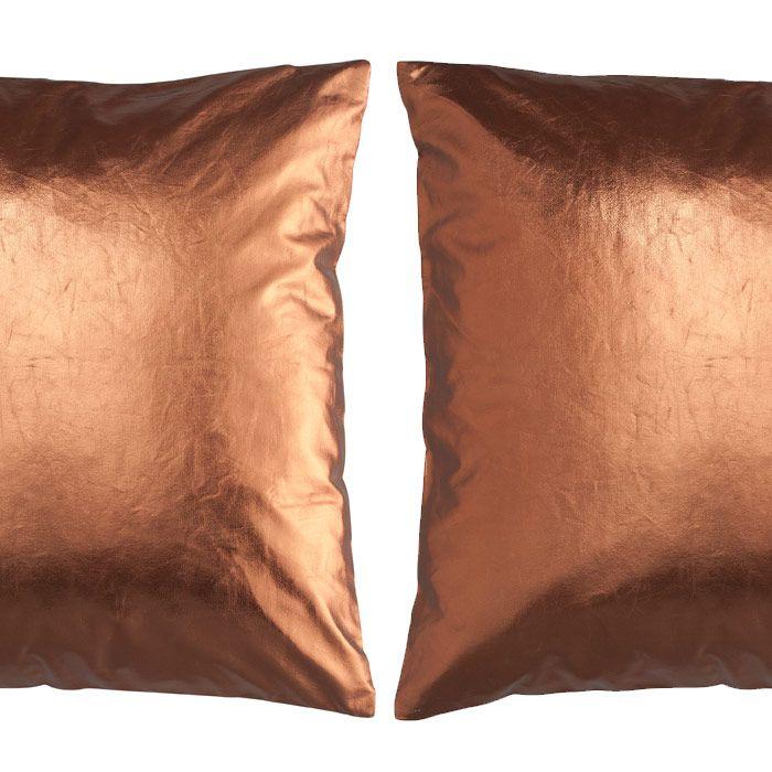 Copper Pillows