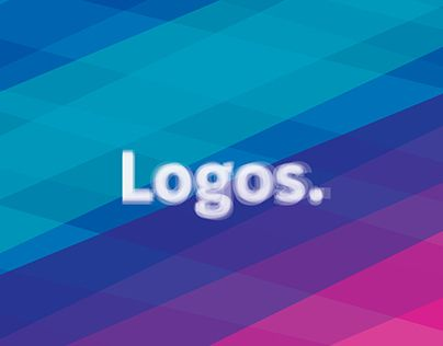 """Check out new work on my @Behance portfolio: """"Color Logos"""" http://on.be.net/1F6QxYk"""