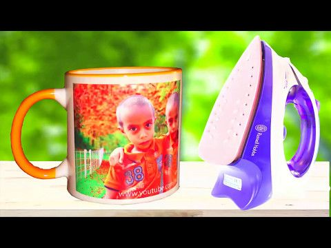 In this video, you will see How to Print Photo on Mug at home - Using Electric Iron . This is a really very useful project, can be easily made at home. #WrapYourWish #mug #fridaymug printing https://www.facebook.com/onlinecorporategifting/videos/272670376476672/
