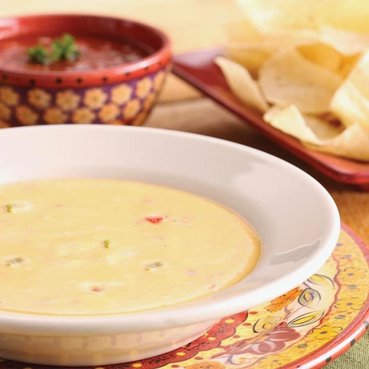 Abuelo's restaurant -  Queso dip if this is like their queso I will be in Heaven! Best queso EVER!