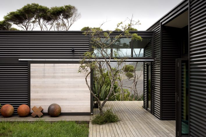 Brickell pollock house hopkinson kelsall team architects for Colorbond home designs