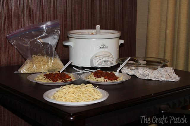 Hotel Room Cooking For Your Trip To Disneyland (or anywhere else!)