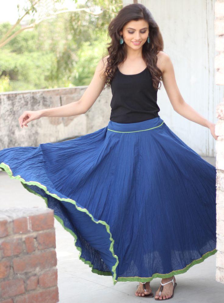 #forloveofblue #swirly #skirts