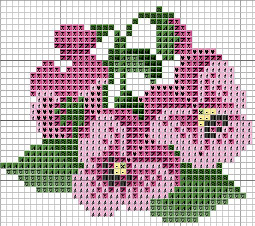 Bloom hama perler beads pattern @Krysta Guille Guille Guille Guille Lindsay Hans
