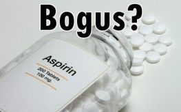 Why Low Dose Daily Aspirin for Heart Attack and Stroke Prevention is Bogus