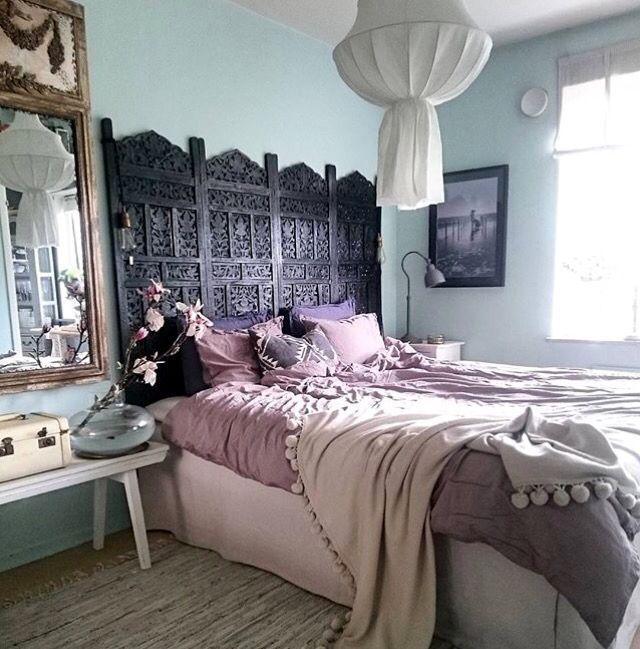 Best 25+ Room divider headboard ideas on Pinterest | Boho ...
