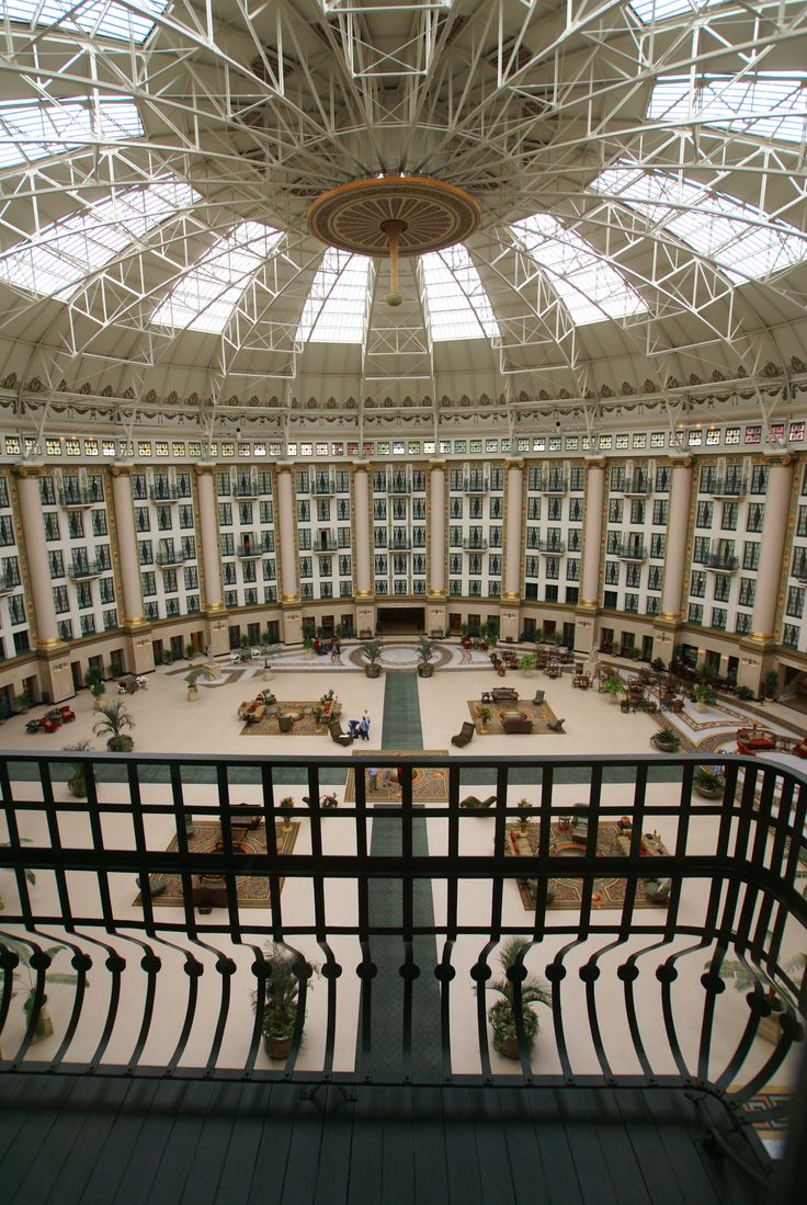 West baden springs hotel west baden in been here