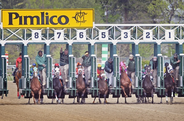Pimlico Race Course - Who is ready for the races at Decanter this weekend?! So excited :)