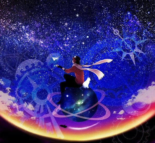38 Best Images About Galaxy Room On Pinterest: 295 Best Images About Anime Night Sky On Pinterest