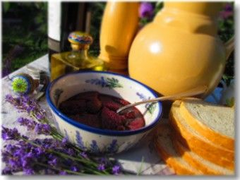 Istrian Wine Soup