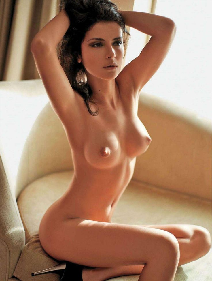 Sexy woman russian model naked