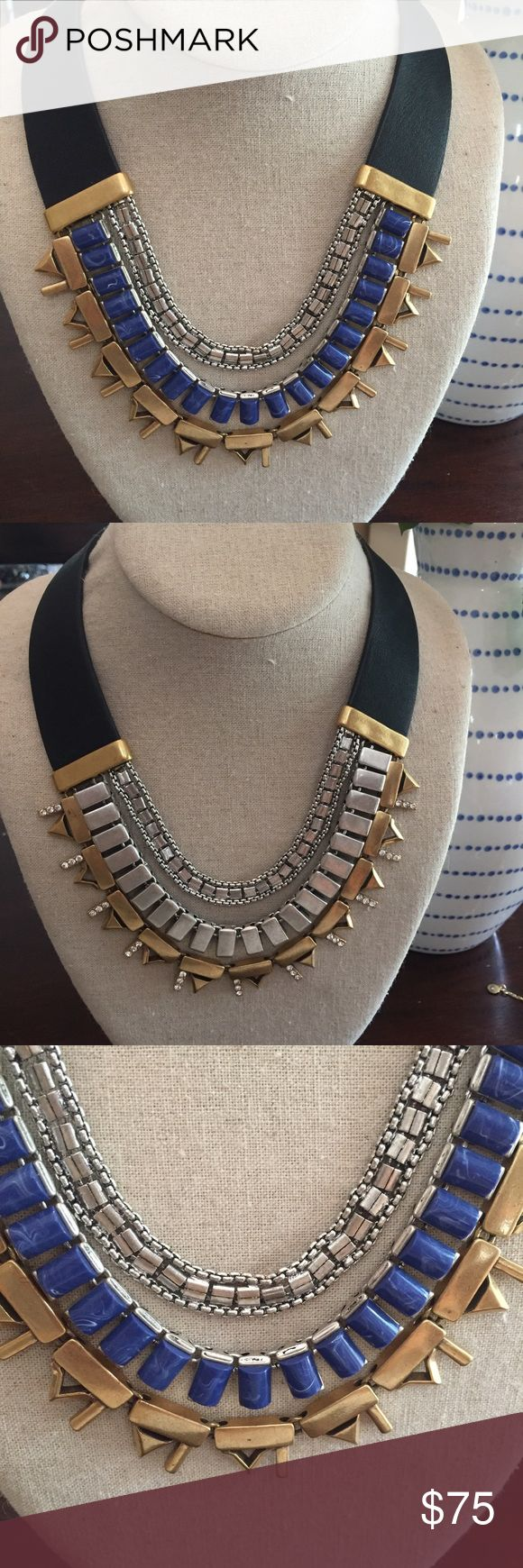 """Authentic Stella and dot necklace Natalie necklace, fall 2015. 15"""" with 3"""" extender Stella & Dot Jewelry Necklaces"""