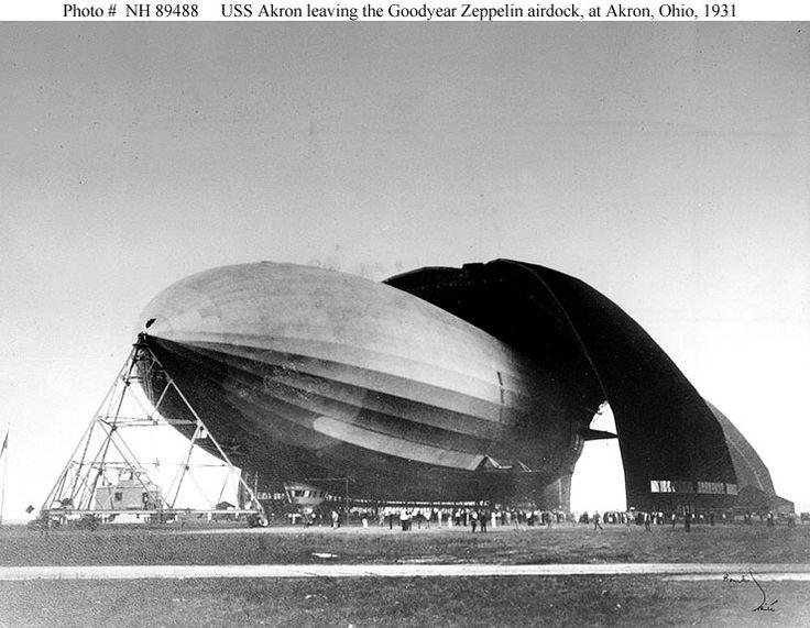 good year zeppelin 1931