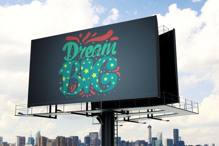 Dream Big By Barsrsind Shop