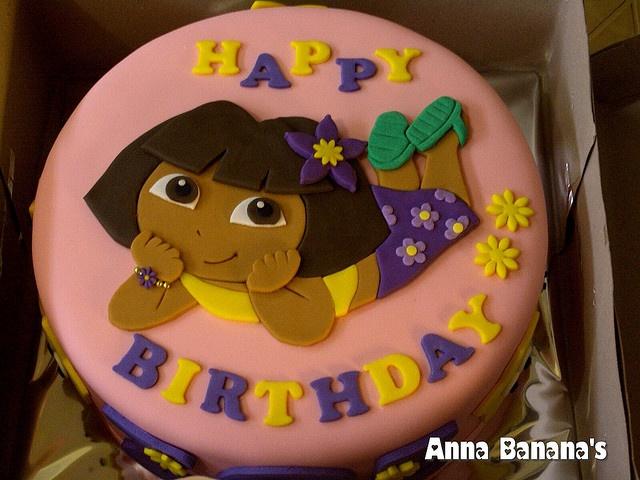 Cake Design Dora L Exploratrice : 1000+ images about Dora Theme on Pinterest Birthdays ...