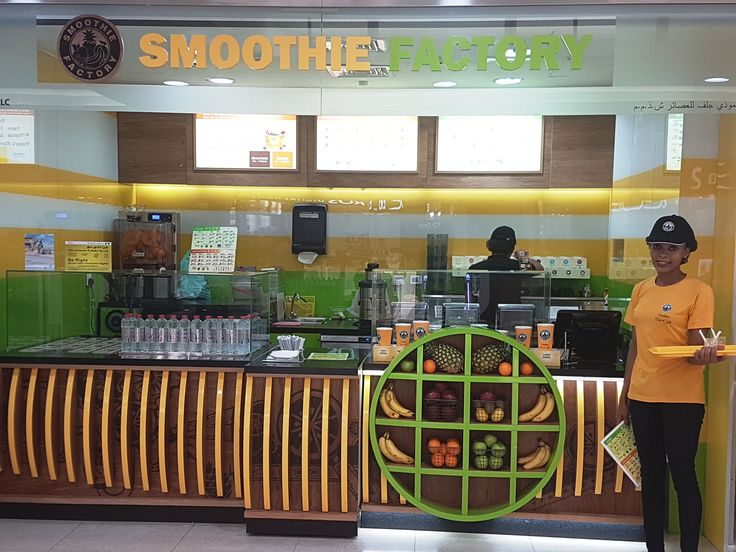 "Smoothie Factory means #healthy and #nutritious smoothies freshly made from real fruits! And our #EssentialPro juicer is its ""best friend"" :)"