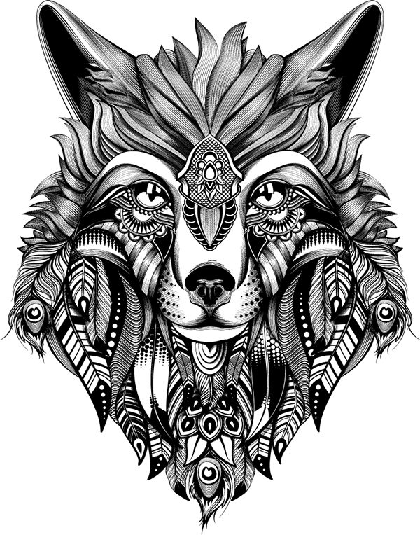 1000 Images About Tattoos On Pinterest Wolf