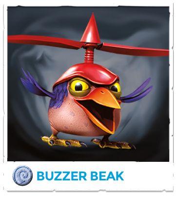 Buzzer Beak - Skylanders Trap Team Video Game Official Site