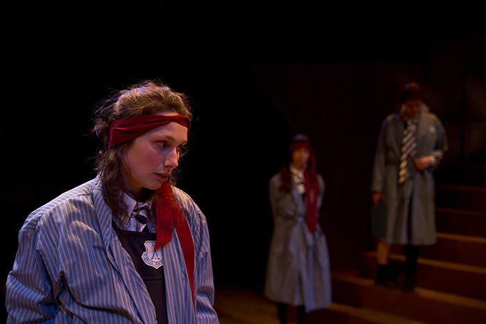 ALRA Drama School production of Daisy Pulls it Off