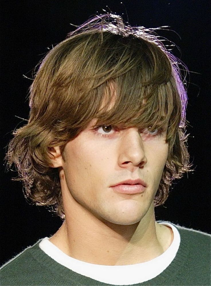 Pin On Long Hairstyles For Guys
