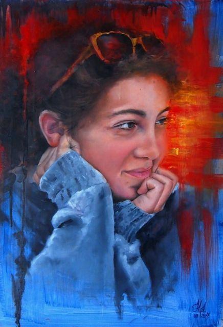 Happiness Katarzyna Piotrowska Lass